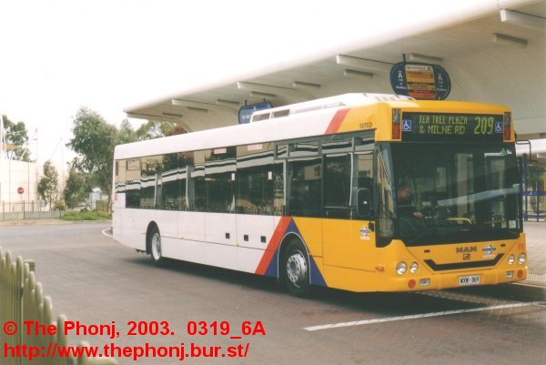 "1503 at ""Smart Stop"" on Henley Beach Road"